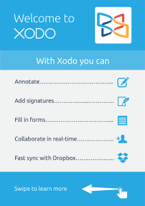 Xodo PDF Reader & Annotator - Getting Started