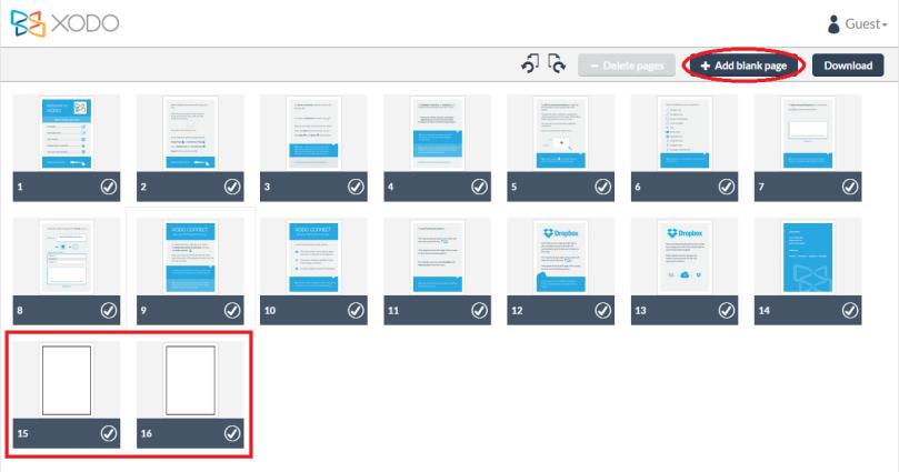 Introducing the new Xodo web app: merge files, organize ...
